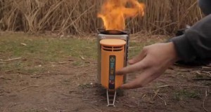 Cool Camping Gadget Biolite