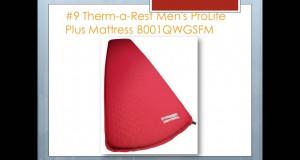 Cool Inflatable Camping Air Mattress