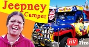 Cool Jeepney Camper / RV