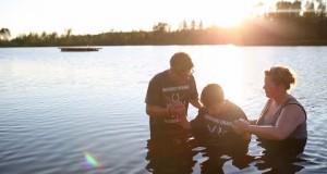 Crossing Orange Summer Camp Baptisms – 2015