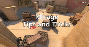 CS:GO Tips – Mirage (Smokes, Camping Spots, Ninja and MORE!)