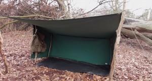 DIY – Mini Campfire Tent