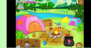 Dora Messy Camp Baby Games – Dora The Explorer & Nursery Rhyme Song Dora Nursery Games