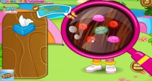 Dora Messy Camp Dora the Explorer Video Game Dora Newest Kids Games for Kids