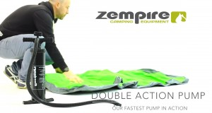 Double Action Pump – Freedom Zempire Camping Equipment