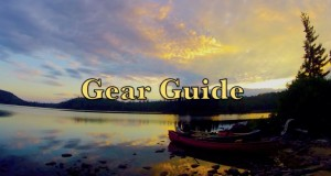 Equipment and Gear, La Vérendrye Canoe Camping Guide