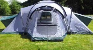 """EROS"" 6 person family camping tent – assembly slideshow"