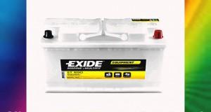 Exide Equipment ET650 100Ah 12V Versorgungsbatterie Wohnmobil Boote Camping Antrieb Batterie