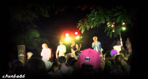 [FANCAM]130427 NU'EST Beautiful Solo @Camping in TH ♥ [JR cool dance cut] ♥