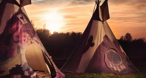 Festipi Festival Camping Tipi