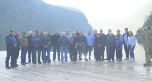 Fishing Derby Enhances Camp Potlatch Forest Ecology Centre