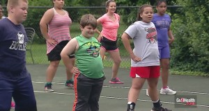 Forever Fit summer camp teaches kids healthy habits