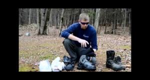 Frozen Boots=Frozen Feet
