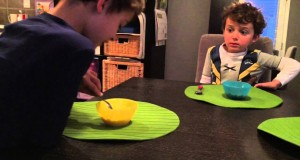 Frozen Cheerios April Fool's Day Prank For Kids