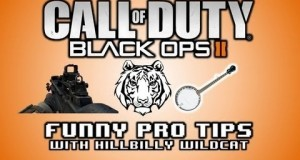 Funny Black Ops 2 Camping Tutorial Parody w/ HILLBILLY WILDCAT (Funny Black Ops 2 Pro Tips)