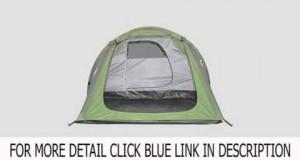 Gelert Chinook 3 Tent Camping Equipment Hiking Outdoor Trip Deal