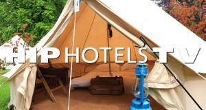 Glamping at Ballyvolane House, near Cork, Ireland | Luxury Hotels in Europe from HIP Hotels TV