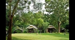 Glamping in Thailand — Luxury Tents and Camping Resort Kanchanaburi, River Kwai