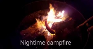 Hammock camping at Camp sullivan-October 2015