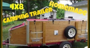 Harbor Freight 4×8 Camping Trailer