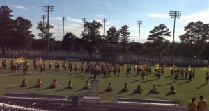Highland Springs Band Summer Camp 2015