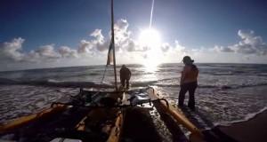 Hobie Tandem Island, fishing and camping trip, Corpus Christi.
