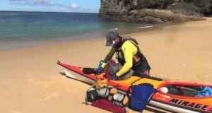 How to load a sea kayak – Expedition Sea Kayaking Australia