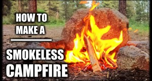 "How To Make A Smokeless Campfire – ""Tip Of The Week"" E47"