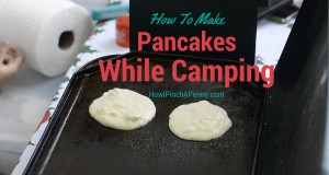 How To Make Pancakes While Camping