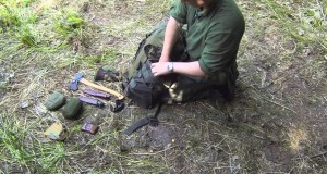 How To Pack Your Bushcraft Camping Gear Into A Rucksack