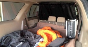 How to prepare your vehicle for car camping