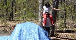 How to set up camping Tent in less than 2 minutes – water proof your tent