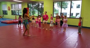 Hula Fusion at Super Kids Quest Camp!  6.18.15