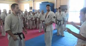 Kyokushin WKB spain summer camp 2015 am Part 2