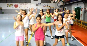 Lip-Dub CB O Meco Basket Summer Camp – 2015