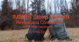 Long review and comparison video of the MSS sleeping bag followed by some camping tips.