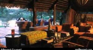 Luxury Grumeti Serengeti Tented Camp
