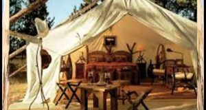 Luxury Tent Accommodation‎