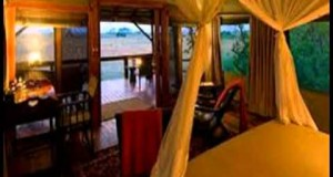 Luxury Tent Camp Nairobi luxury safari rooms