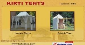 Luxury Tents by Kirti Creations, Jodhpur