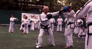 Master Vasilis Alexandris – Padwork (Olympos Summer Camp 2015)