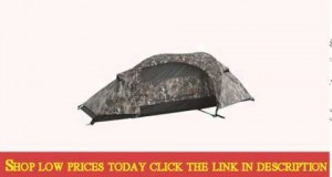 Mil-Tec Recom One Man Tent Multitarn