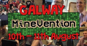 MINEVENTION SUMMER CAMP! (10th – 11th August – GALWAY)