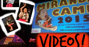 MIRANDA SINGS SUMMER CAMP!!! (part two)