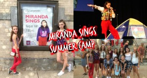 Miranda Sings Summer Camp Tour Vlog
