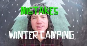 Mistakes Made Winter Camping