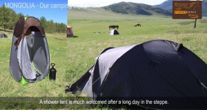 MONGOLIA TRAVEL & TOURS – Our camping equipment
