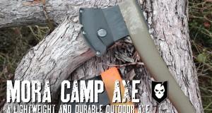 Mora Outdoor Camp Axe Review