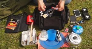 Motorcycle Camping Gear (Minimalist – Sports Bike)
