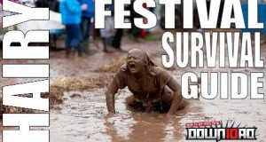 Music Festival Idiots Survival Guide || Download Festival, Glastonbury || MrHairyBrit